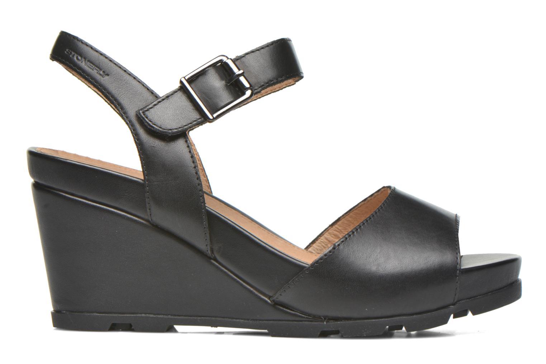 Sandales et nu-pieds Stonefly Anita 1 Noir vue derrière