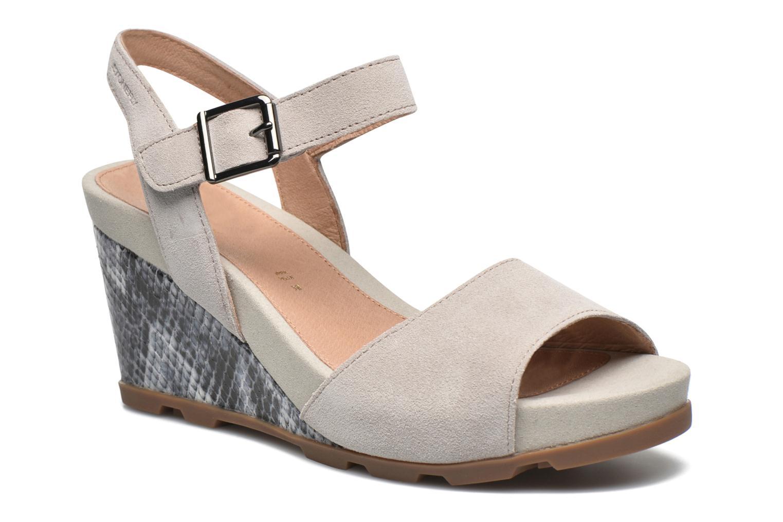 Zapatos promocionales Stonefly Anita 1 Velour (Gris) - Sandalias   Zapatos casuales salvajes