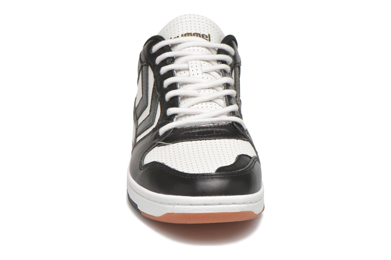 Baskets Hummel Pernfors Power Play Premium Noir vue portées chaussures