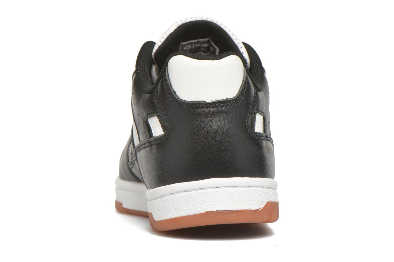 Baskets Hummel Pernfors Power Play Premium Noir vue droite