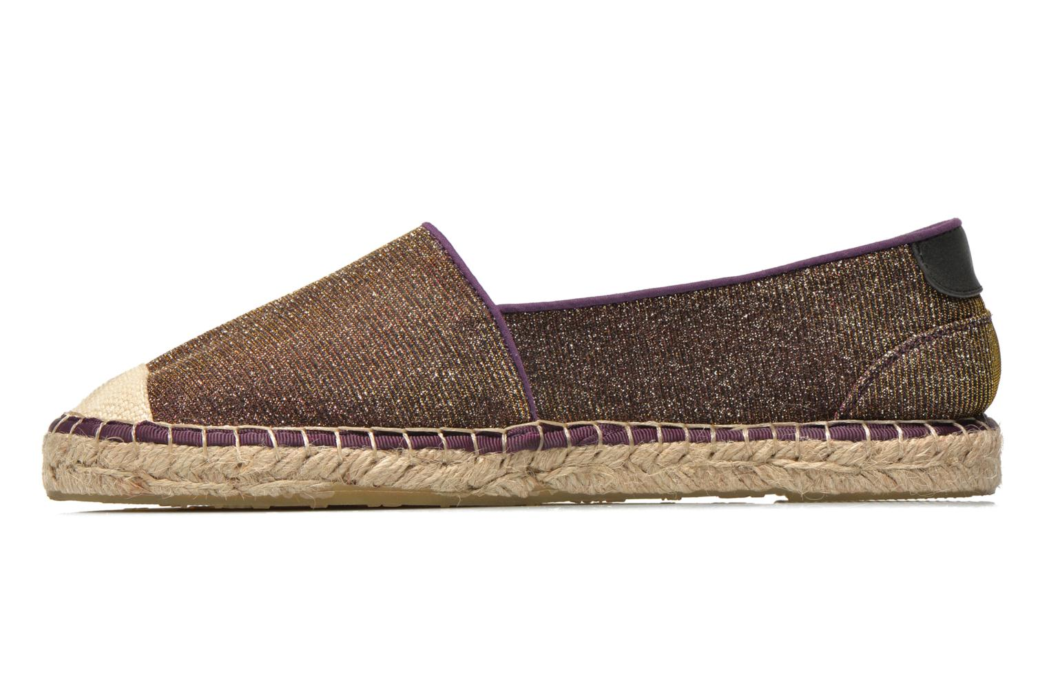 Espadrilles Mustang shoes Tatiana Multicolore vue face