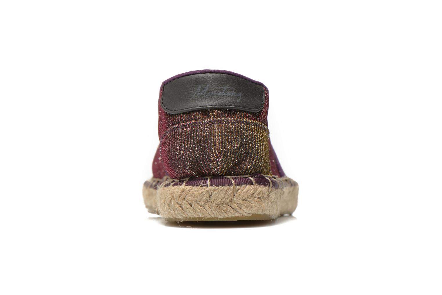 Espadrilles Mustang shoes Tatiana Multicolor view from the right