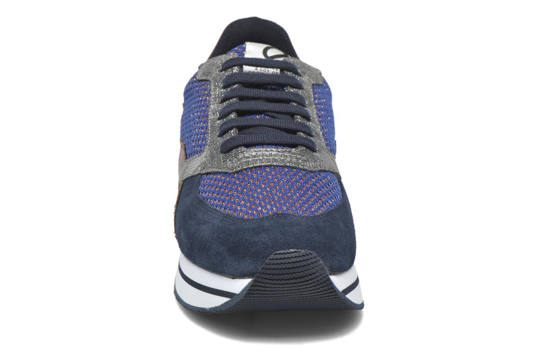 Baskets No Name Eden Street Split / Jerk Bleu vue portées chaussures