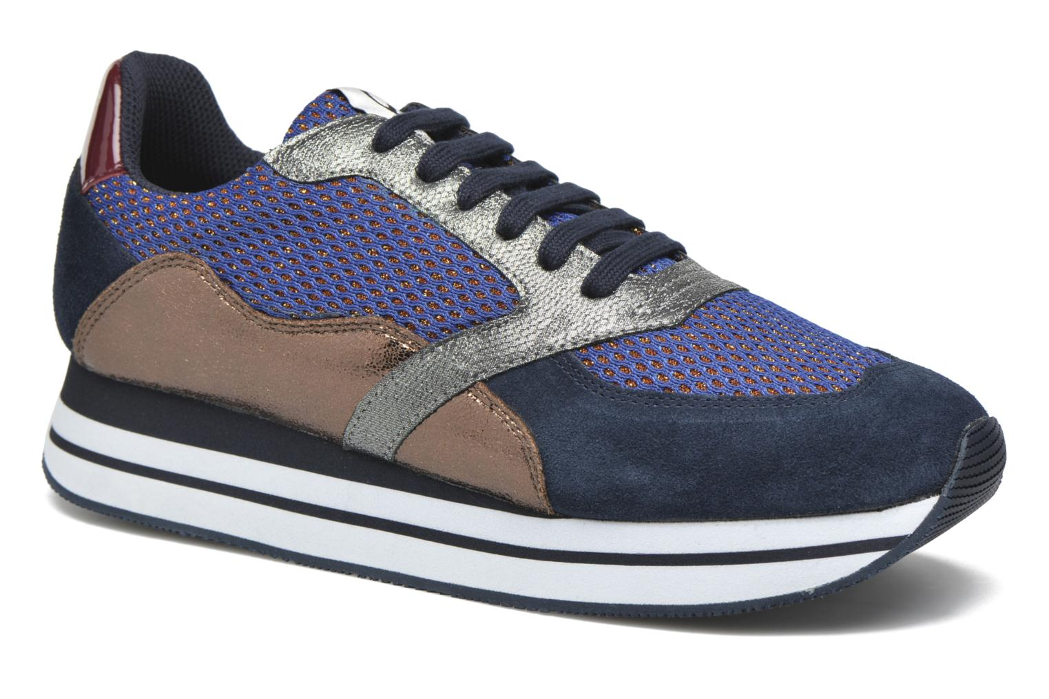 Eden Street Split / Jerk Navy / Blue
