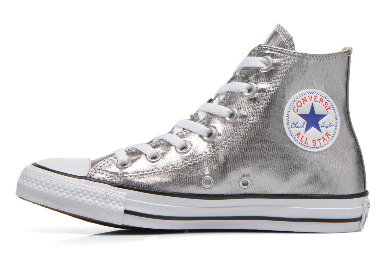 Chuck Taylor All Star Hi Metallics W Gunmetal/White/Black