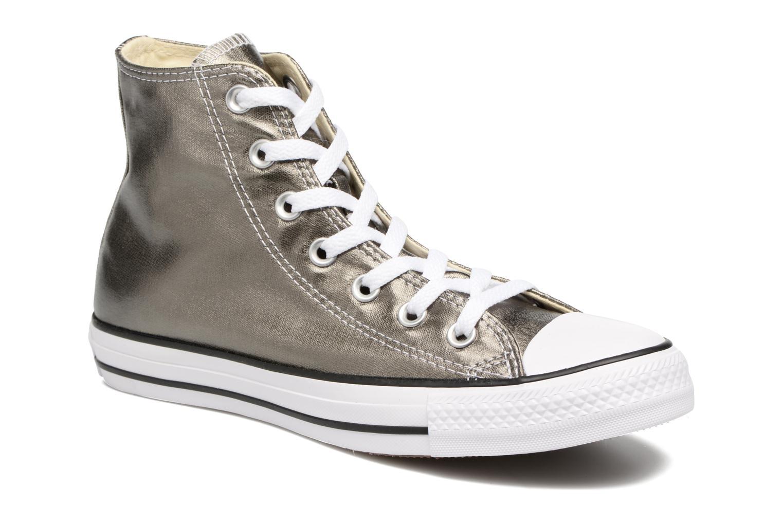 Sneaker Converse Chuck Taylor All Star Hi Metallics W grün detaillierte ansicht/modell