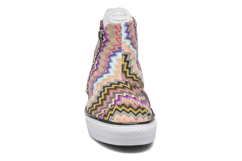 Sneaker Converse Ctas High Line Mid W mehrfarbig schuhe getragen
