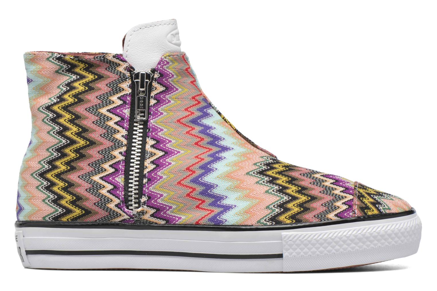 Trainers Converse Ctas High Line Mid W Multicolor back view