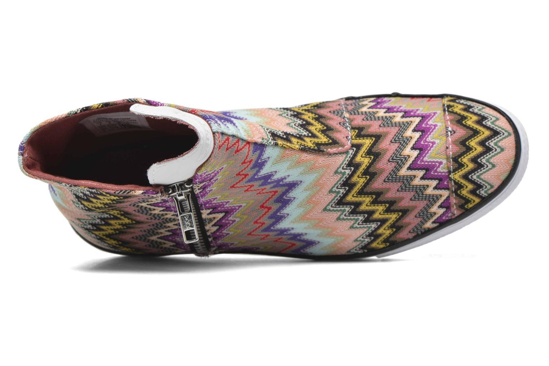 Sneaker Converse Ctas High Line Mid W mehrfarbig ansicht von links