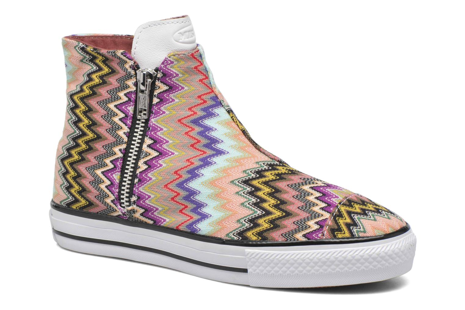 Trainers Converse Ctas High Line Mid W Multicolor detailed view/ Pair view