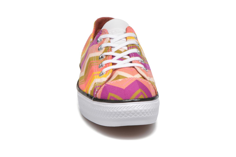 Baskets Converse Ctas High Line Ox W Multicolore vue portées chaussures