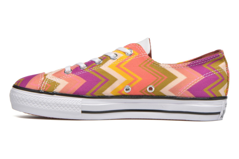 Baskets Converse Ctas High Line Ox W Multicolore vue face