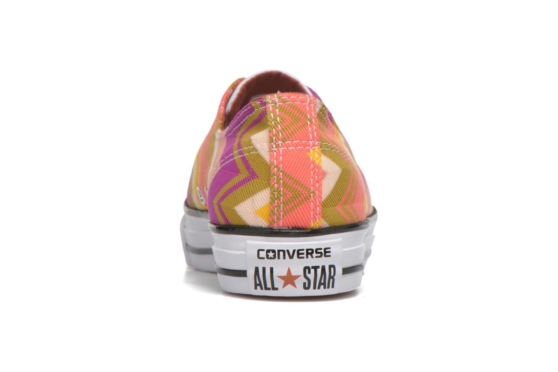 Baskets Converse Ctas High Line Ox W Multicolore vue droite