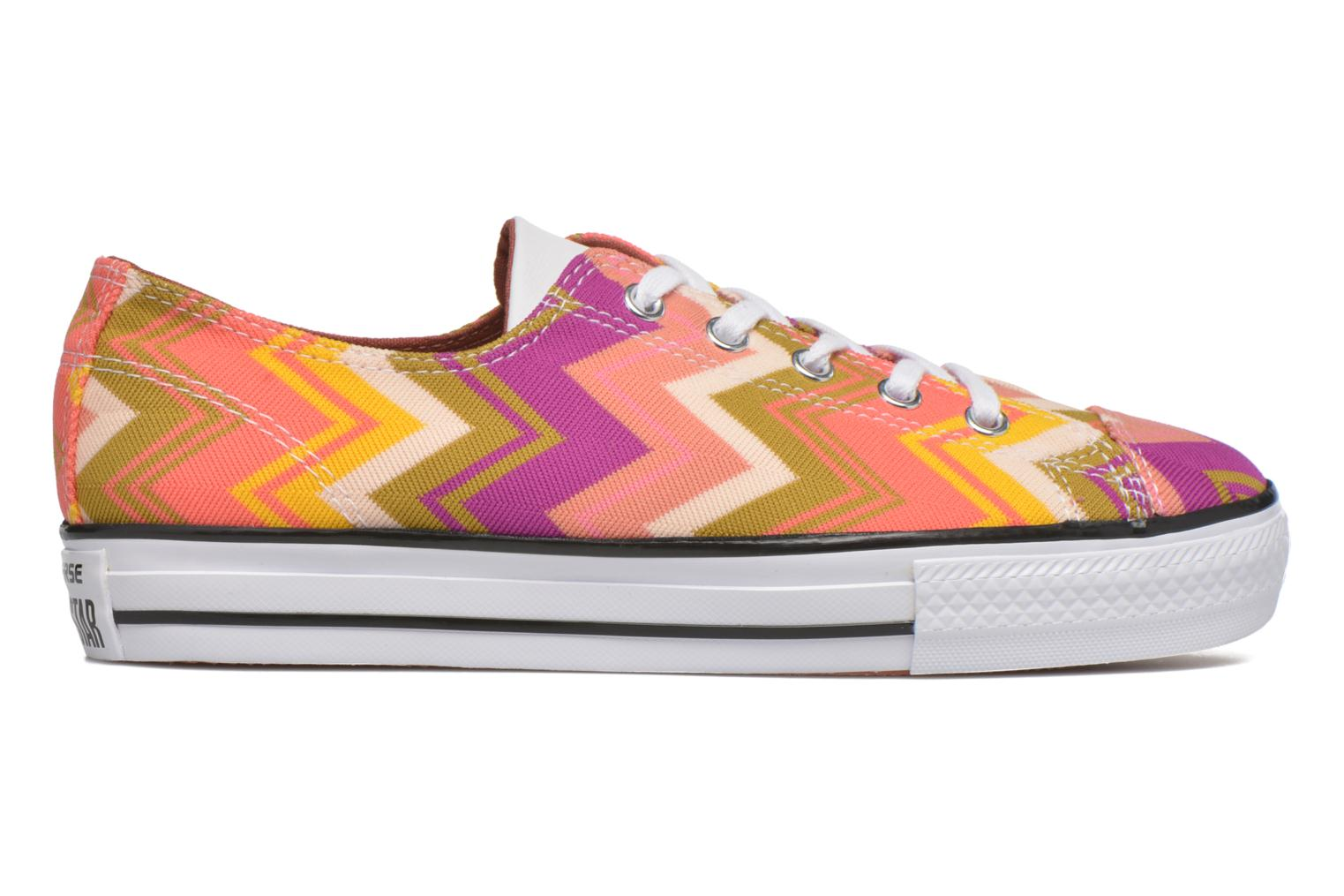 Trainers Converse Ctas High Line Ox W Multicolor back view
