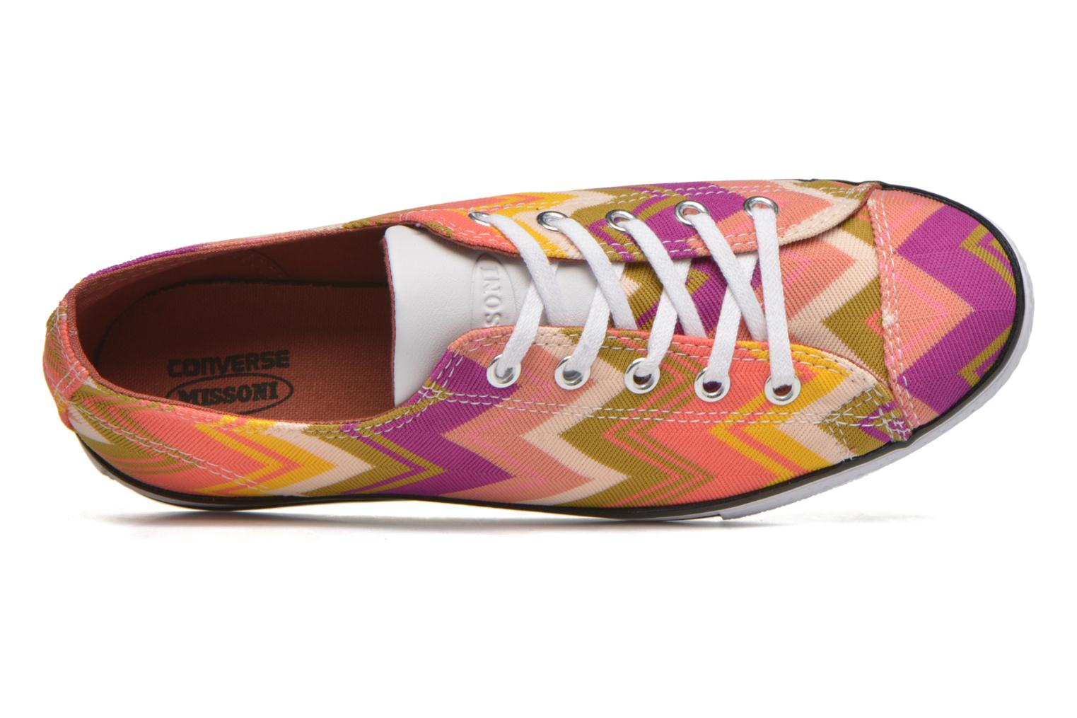 Trainers Converse Ctas High Line Ox W Multicolor view from the left