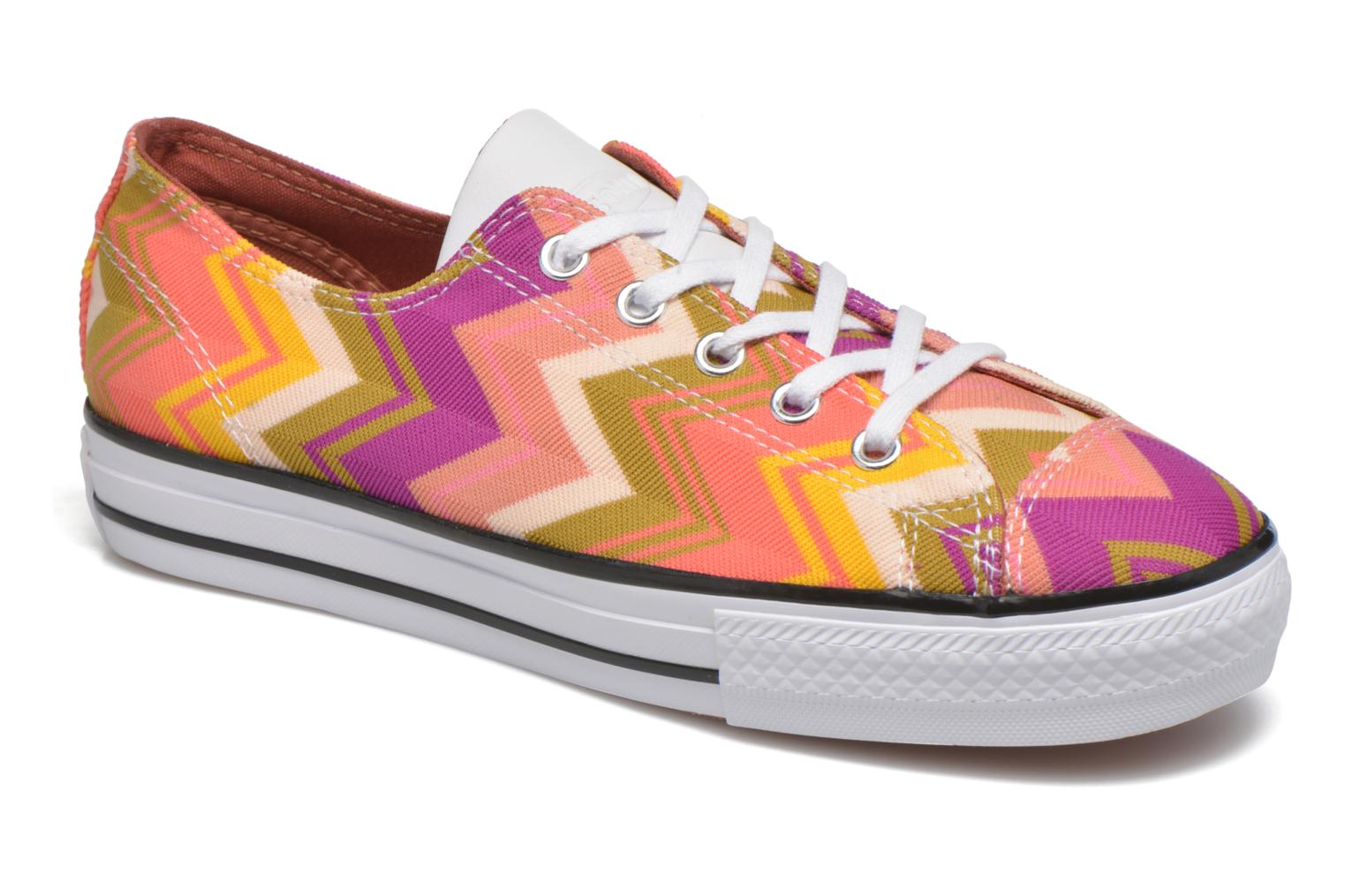 Trainers Converse Ctas High Line Ox W Multicolor detailed view/ Pair view