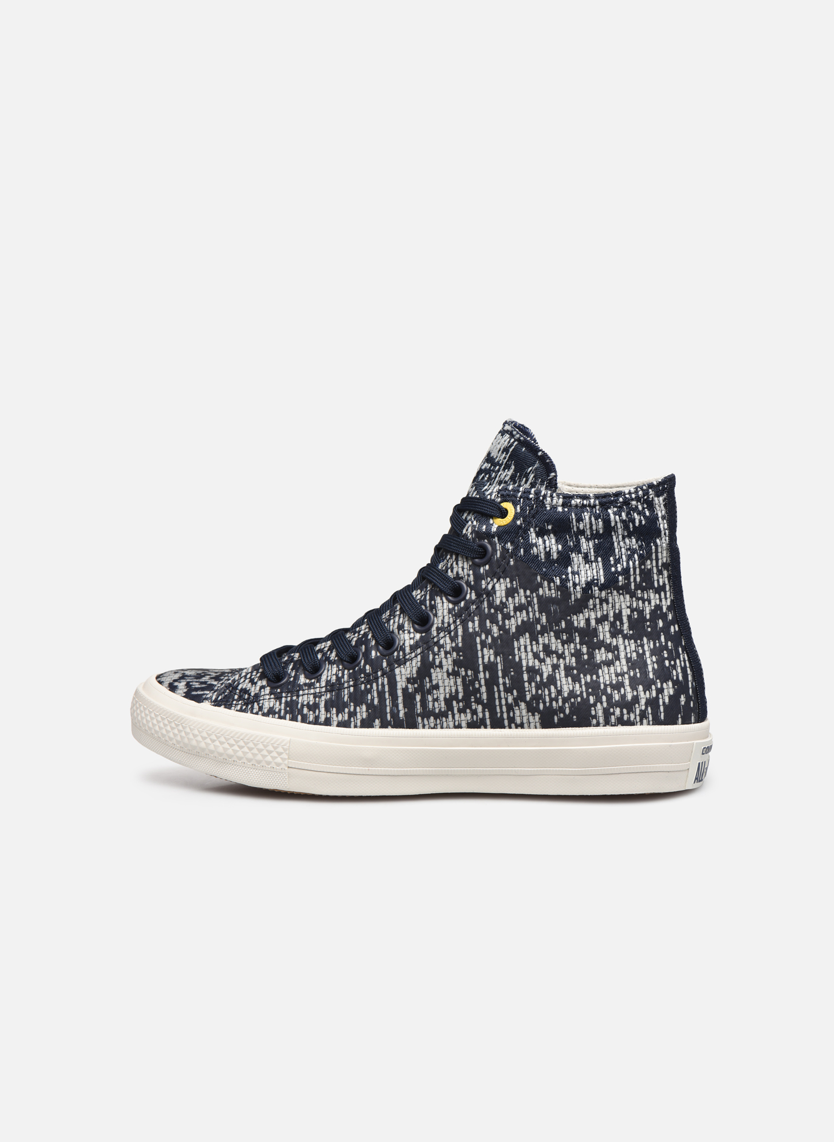 Sneakers Converse Chuck Taylor All Star II Rubber Hi M Grigio immagine frontale