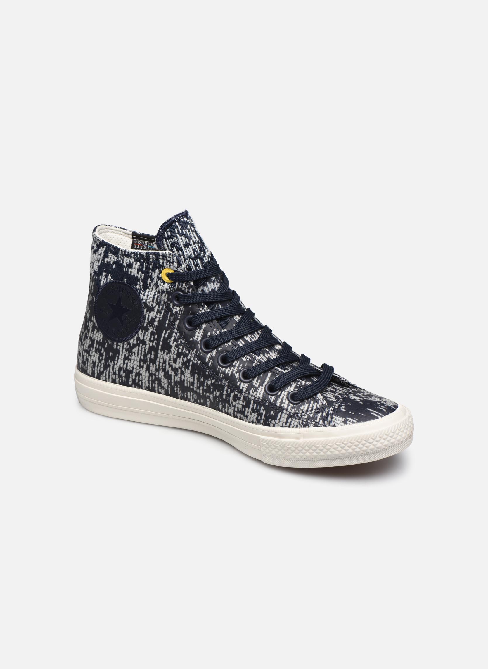Sneaker Converse Chuck Taylor All Star II Rubber Hi M grau detaillierte ansicht/modell