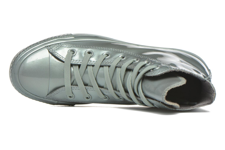 Baskets Converse Ctas Metallic Rubber Hi W Vert vue gauche