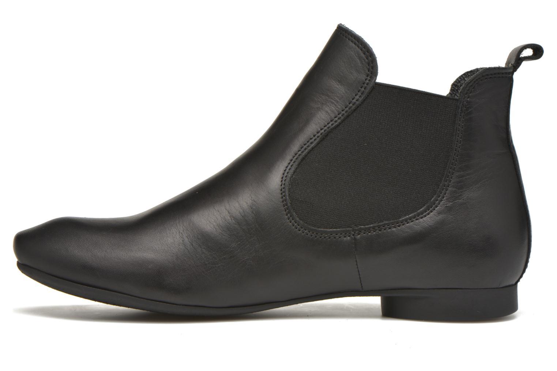 Bottines et boots Think! Guad 83293 Noir vue face