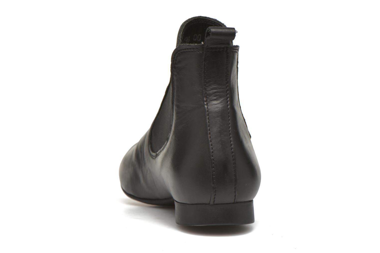Bottines et boots Think! Guad 83293 Noir vue droite