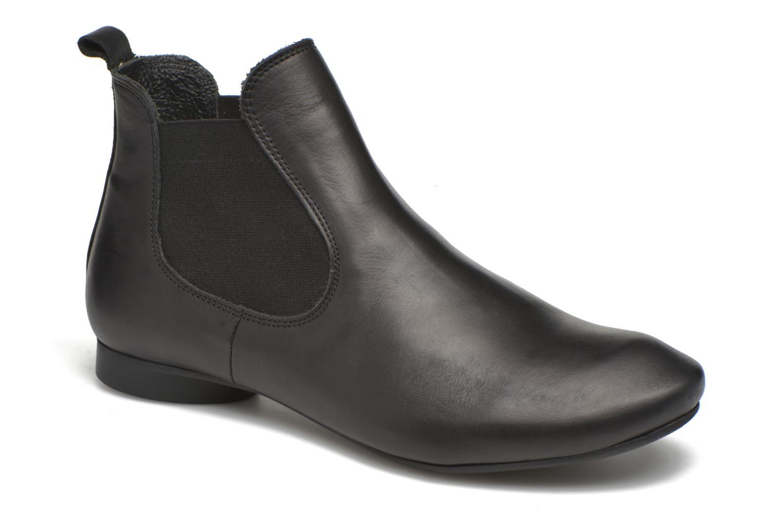 Bottines et boots Think! Guad 83293 Noir vue détail/paire