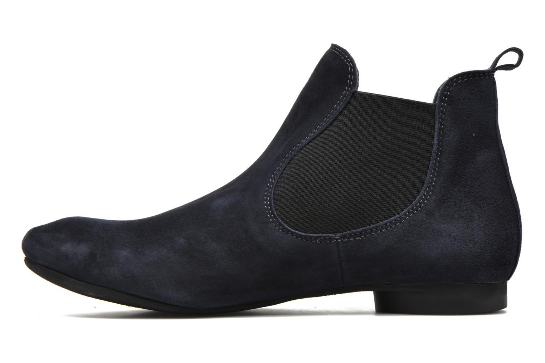 Stiefeletten & Boots Think! Guad 80295 blau ansicht von vorne