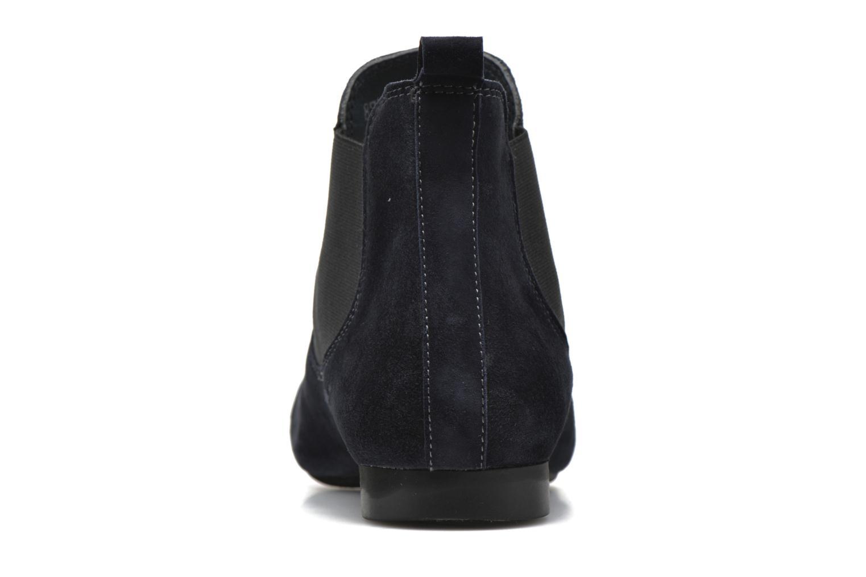 Stiefeletten & Boots Think! Guad 80295 blau ansicht von rechts
