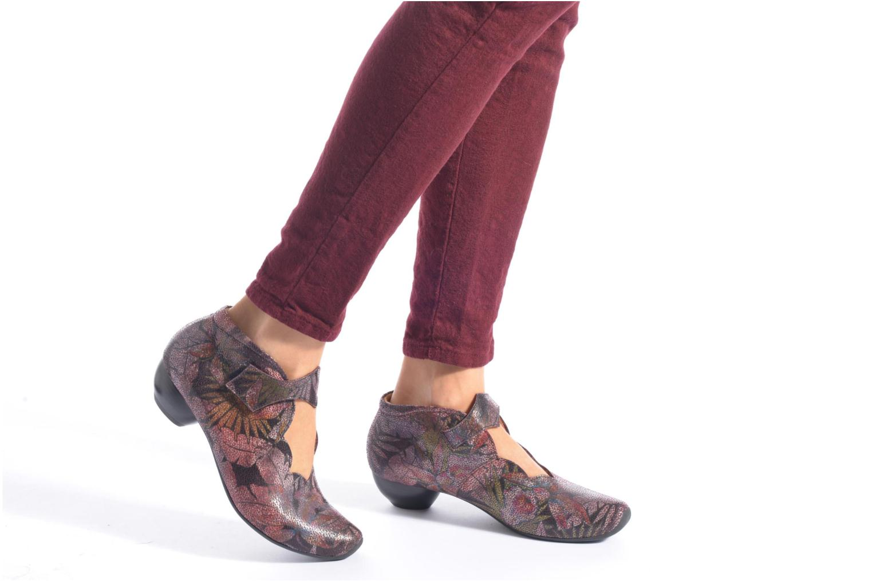 Bottines et boots Think! Aida 87258 Multicolore vue bas / vue portée sac