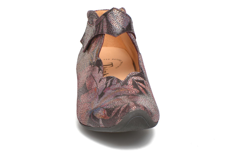 Bottines et boots Think! Aida 87258 Multicolore vue portées chaussures