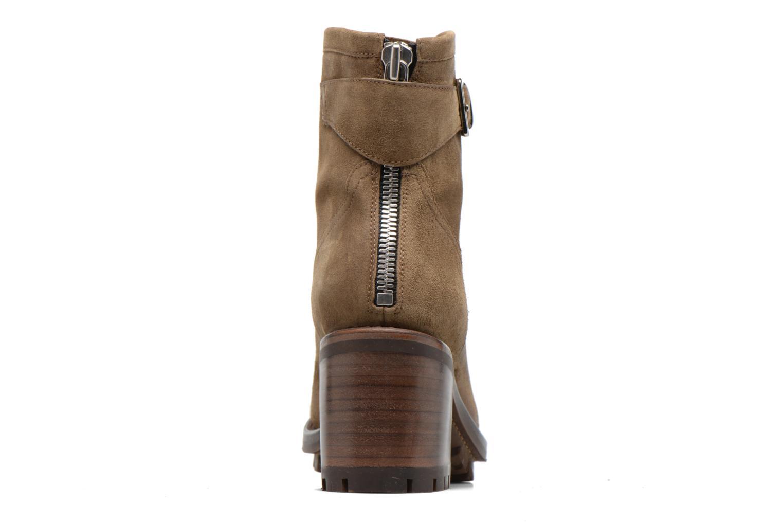 Bottines et boots Free Lance Justy 7 little cavalière Beige vue droite