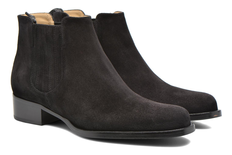 Bottines et boots Free Lance Legend 4 boot elast Noir vue 3/4