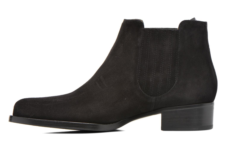 Bottines et boots Free Lance Legend 4 boot elast Noir vue face