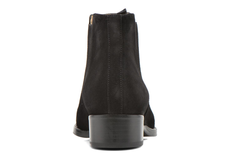 Bottines et boots Free Lance Legend 4 boot elast Noir vue droite