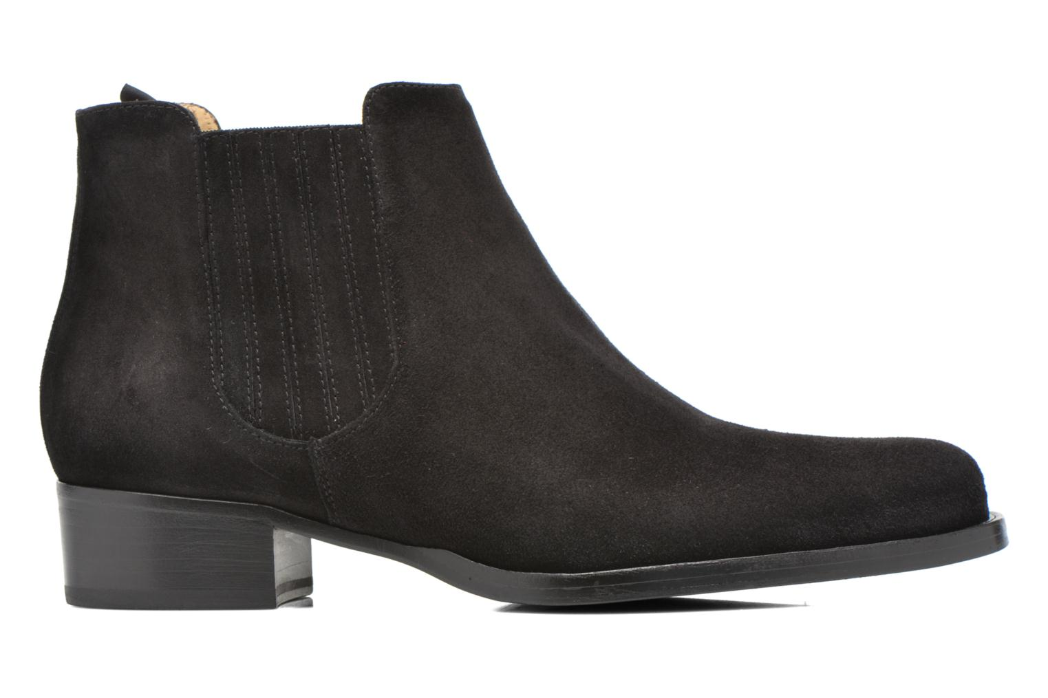 Ankle boots Free Lance Legend 4 boot elast Black back view
