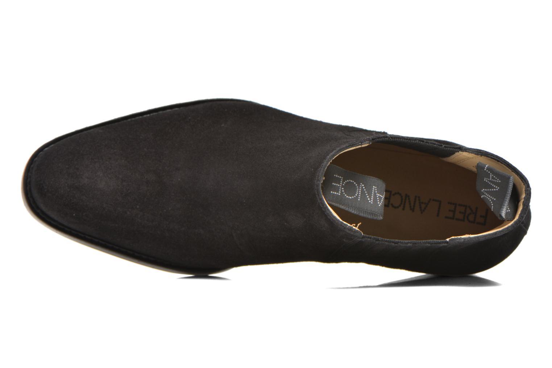 Bottines et boots Free Lance Legend 4 boot elast Noir vue gauche