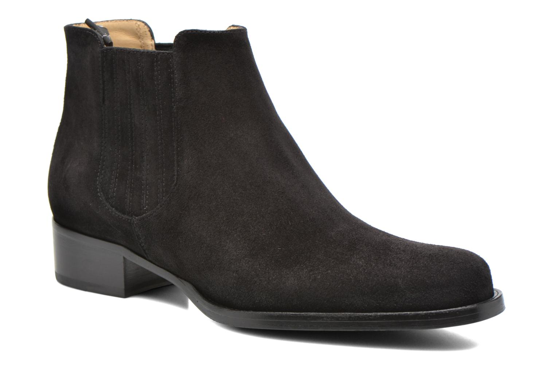 Bottines et boots Free Lance Legend 4 boot elast Noir vue détail/paire