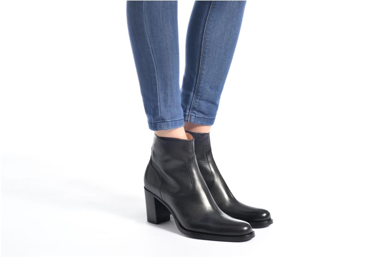 Legend 7 zip boot Diver Noir
