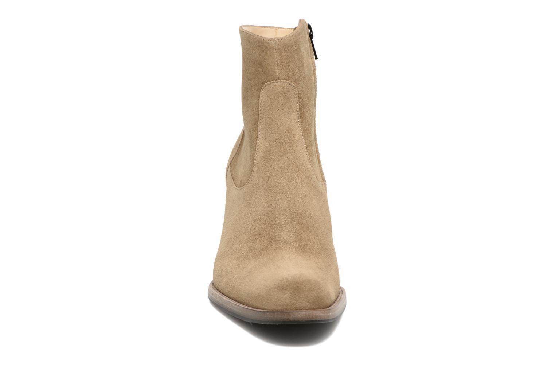 Bottines et boots Free Lance Legend 7 Zip Boot Beige vue portées chaussures