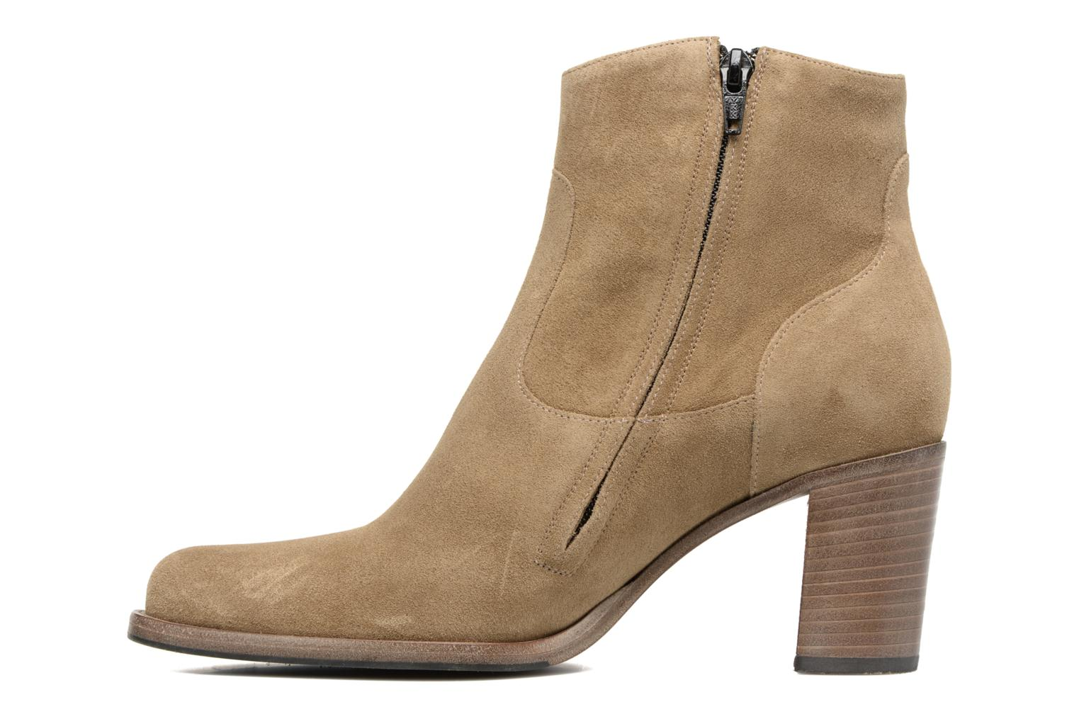 Legend 7 zip boot Sonia extra taupe
