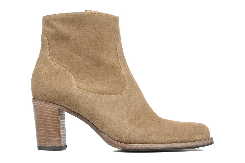 Bottines et boots Free Lance Legend 7 Zip Boot Beige vue derrière