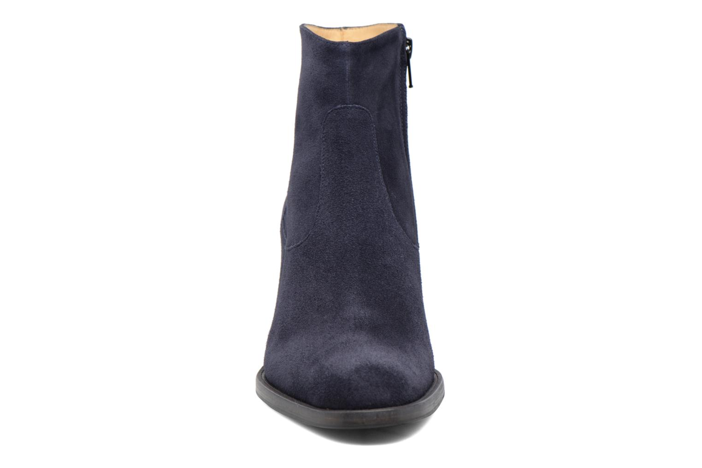 Legend 7 zip boot Sonia Extra Bleu nuit