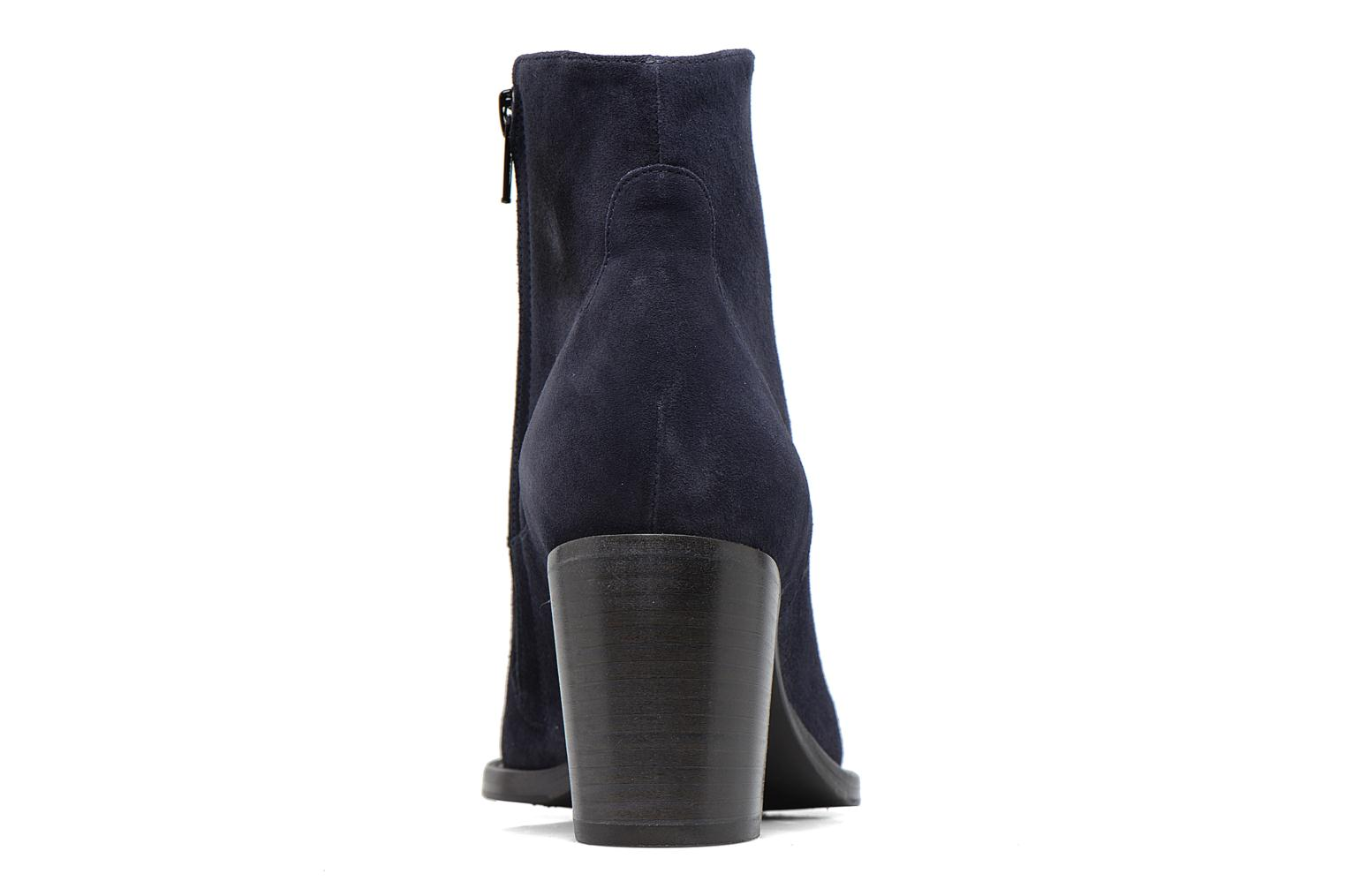 Ankle boots Free Lance Legend 7 Zip Boot Blue view from the right