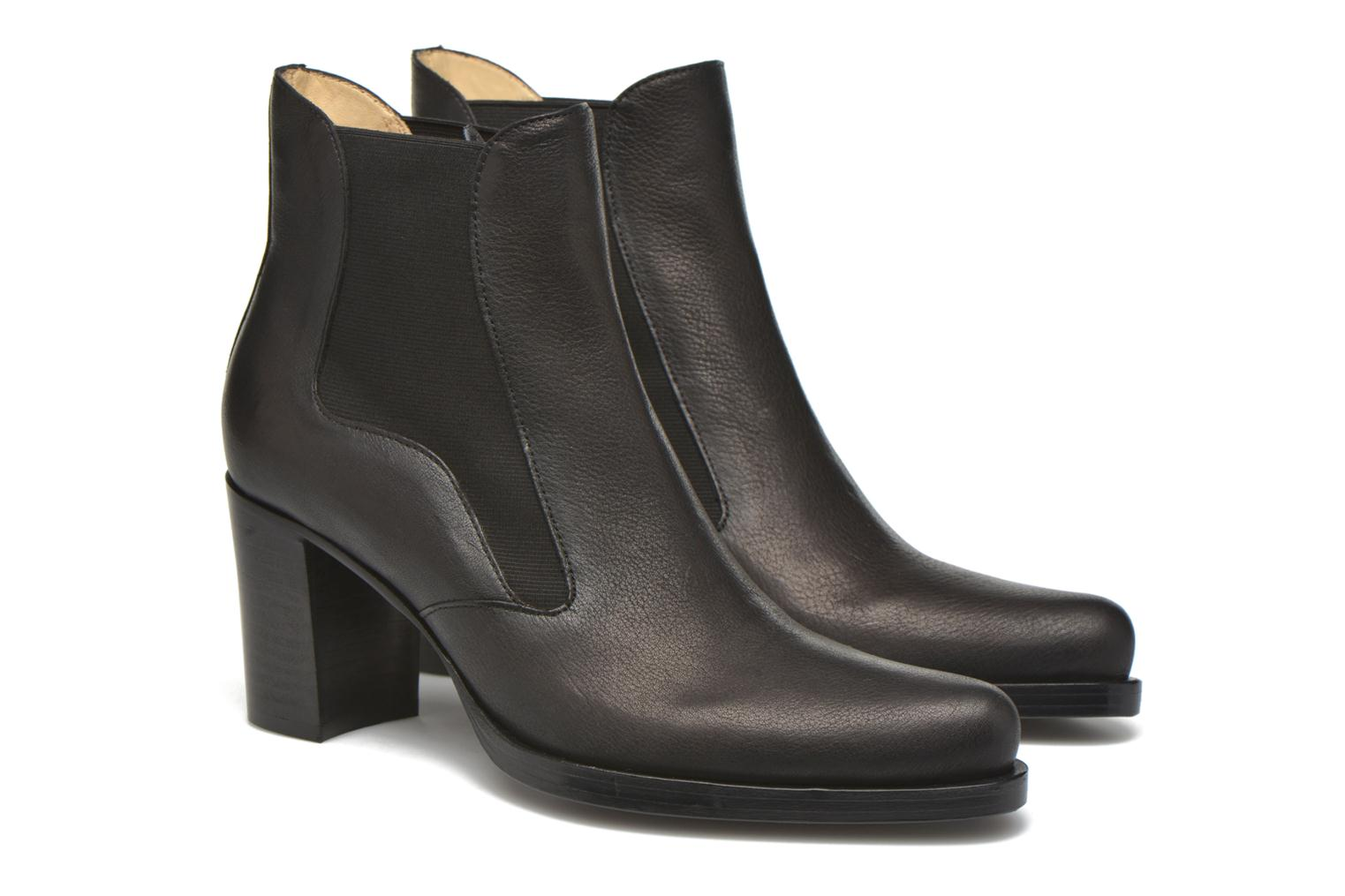 Ankle boots Free Lance Paddy 7 jodpur Black 3/4 view