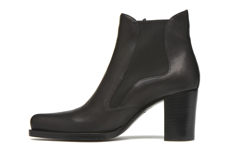 Bottines et boots Free Lance Paddy 7 jodpur Noir vue face