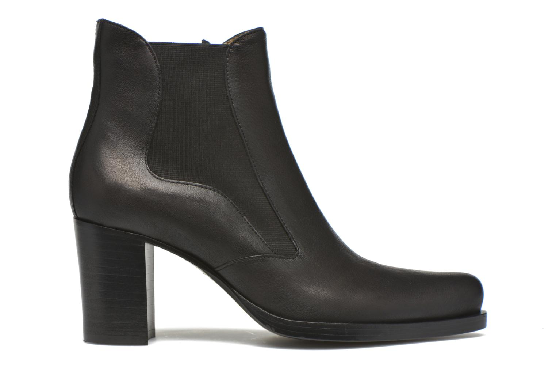 Bottines et boots Free Lance Paddy 7 jodpur Noir vue derrière
