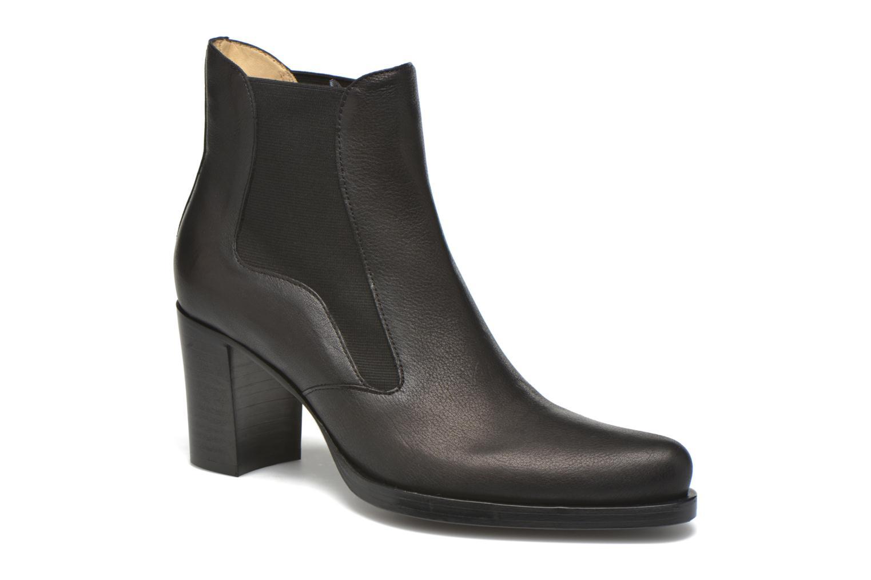 Bottines et boots Free Lance Paddy 7 jodpur Noir vue détail/paire