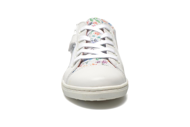 Baskets Aster Romane Blanc vue portées chaussures