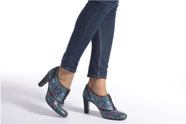 Zapatos con cordones Annabel Winship Stella Multicolor vista de abajo