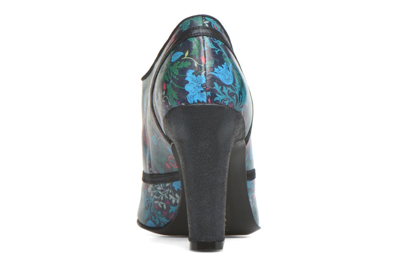Zapatos con cordones Annabel Winship Stella Multicolor vista lateral derecha